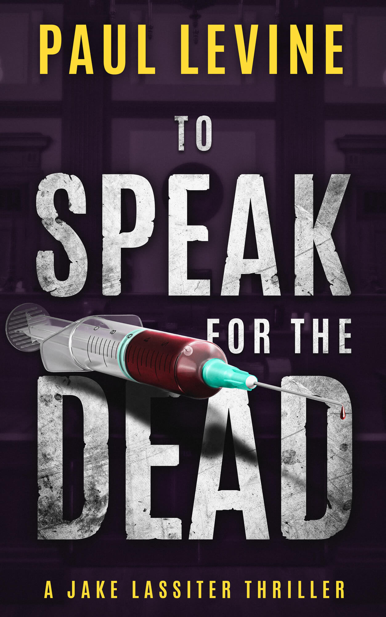 To Speak for the Dead – The First Lassiter Mystery