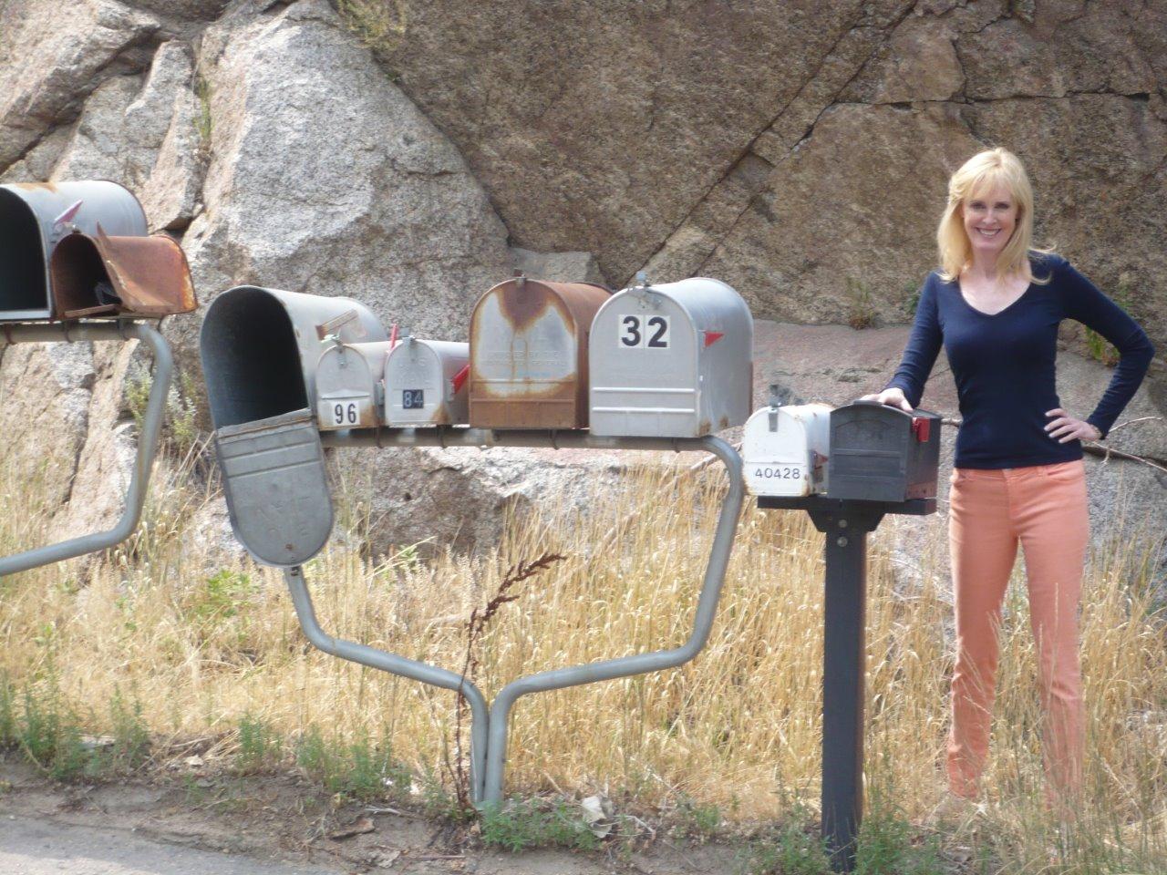 Boulder Mailboxes