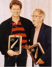 Winners of the John D. MacDonald Fiction award