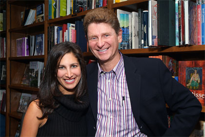 Paul with daughter Wendy Sachs