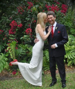 Getting Hitched: Marcia Silvers & Paul Levine, Miami, March 29, 2004