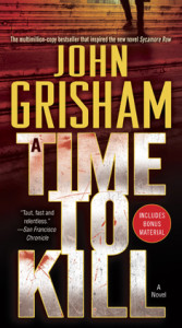 Grisham Books in Order