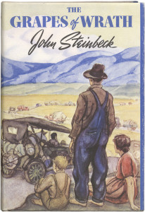 """The Grapes of Wrath""  Is it one of the best novels of all time"