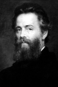 What were Herman Melville's best novels?