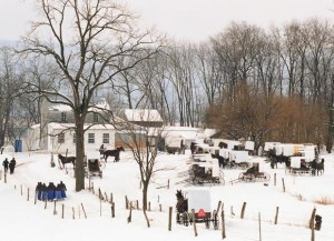 Photography: The Village in Winter