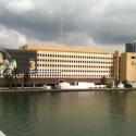 The Miami Herald building