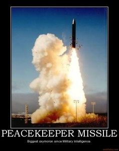 Nuclear Weapons: Peacekeeper