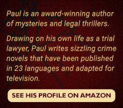 Paul Levine Link to Amazon Profile Page