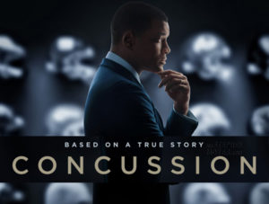 concussions on film